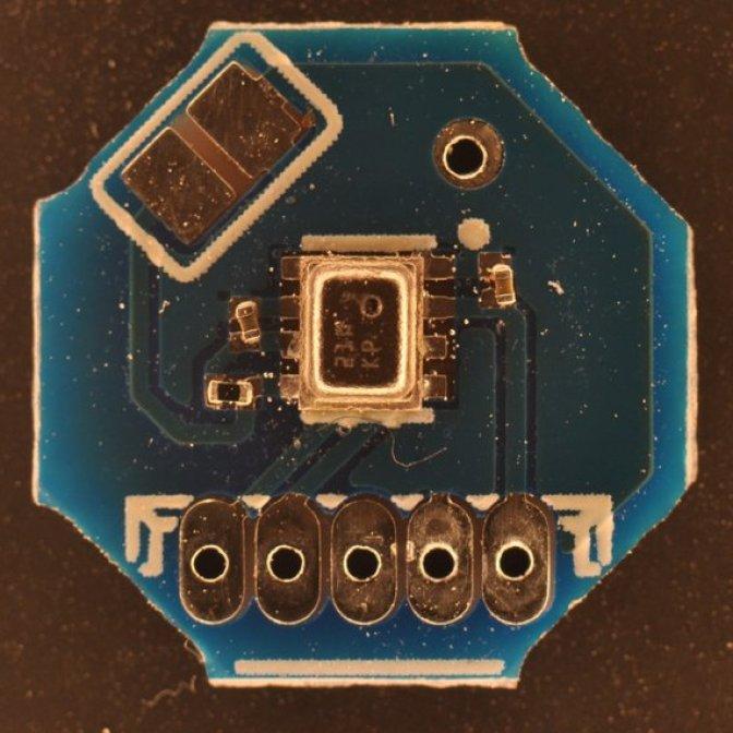 MyOctopus i2c Air Pressure Sensor