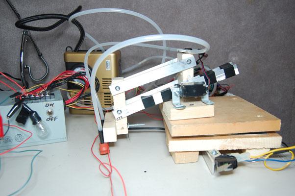 Arduino Powered Cd Changing Robot Tinyenormous Build