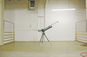 Ping pong ball cannon Wide
