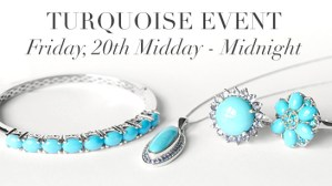 Turquoise Event at The Jewellery Channel