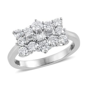 Diamond Engagement rings at TJC