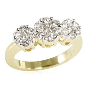 Brits Diamond Ring