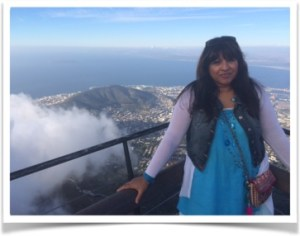 Vicki Browne Table Mountain