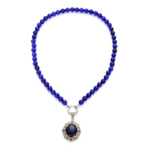 Stay cool this AW14 with blue jewellery