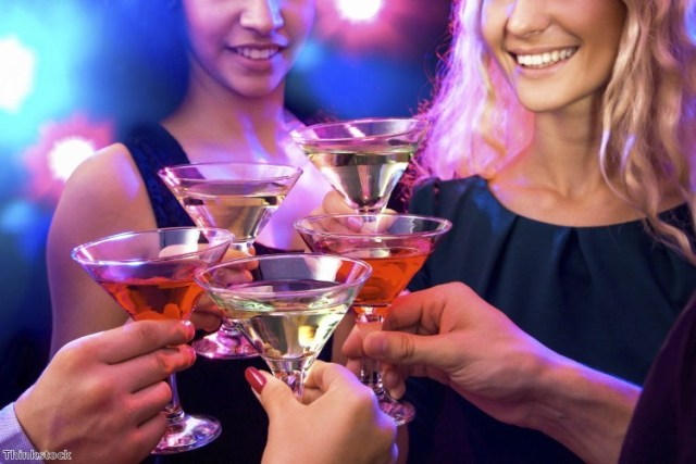 Unwind with a girls' night out by following these easy steps