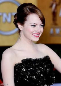 Emma Stone has developed a stunning personal style
