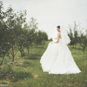 Blushing brides: How to pick your perfect wedding dress