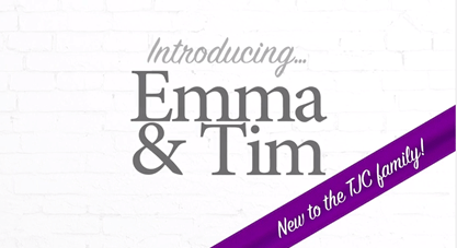 Emma and Tim