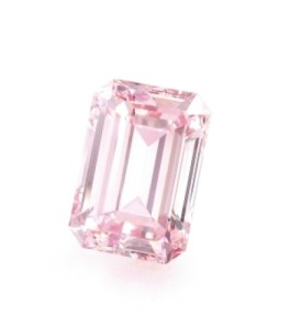 Pretty in pink: How to wear pink sapphires (Christie's PR)