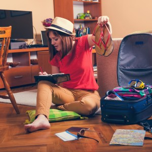 Get ready to jet set: What needs to be in your holiday suitcase? Image: iStock/Dangubic