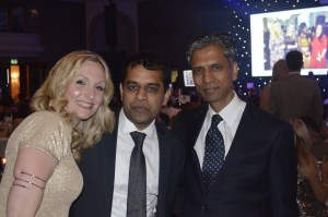 TJC at the UK Jewellery Awards: Lucy Q, Amit and Sunil