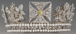 Diamond Diadem (1820) by Rundell for George IV 1