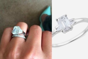 Cheryl Cole Engagement ring on TJC