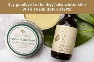 winter skincare routine at TJC