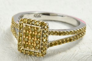 Yellow Diamond Jewellery