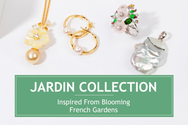 TJC jardin collection