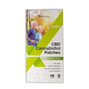 CBD oil and patches on TJC