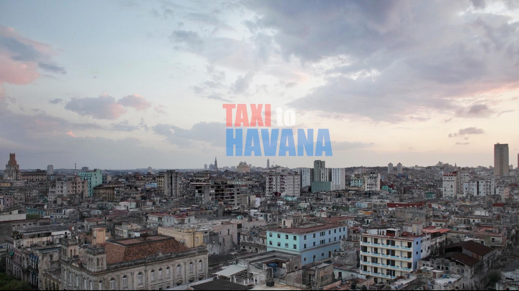 TAXI TO HAVANA