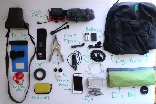 Travel Video Gear Guide