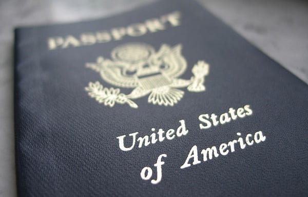 Renew your US passport