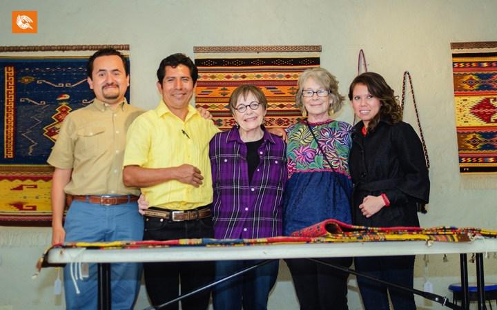 Rodrigo, Jacobo, Colleen, Barbara and Irais