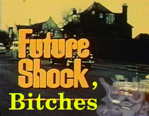 Future Shock, Bitches