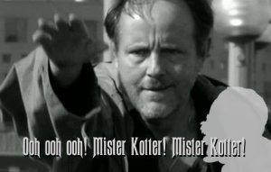 Hitler salutes