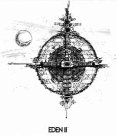 Captain Power Design Sketch - Eden 2