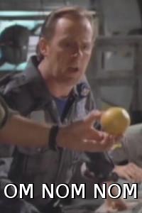 Captain Power: Oranges