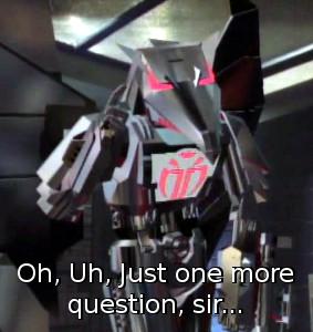 Captain Power Episode 16: Soaron