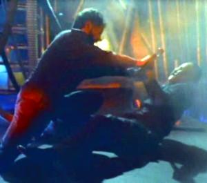 Captain Power Episode 16: Bruce Gray vs David Hemblem
