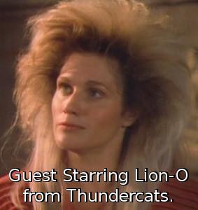 Captain Power Episode 18: Gwynyth Walsh as Christine Larabee/Freedom One