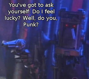 Captain Power Episode 20: Lakki