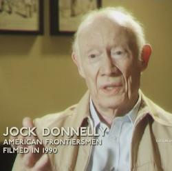 The Great Martian War: Jock Macleod as Jock Donnely