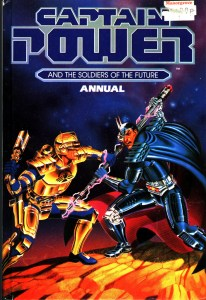The Captain Power Annual