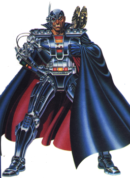 Captain Power Annual - Lord Dread and Falcor