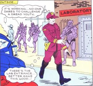 Captain Power Annual