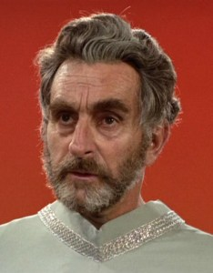 Jeff Corey in Star Trek
