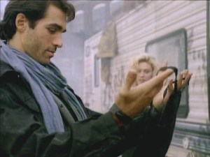 Adrian Paul in War of the Worlds