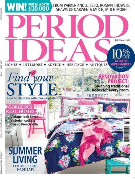 Period Ideas July
