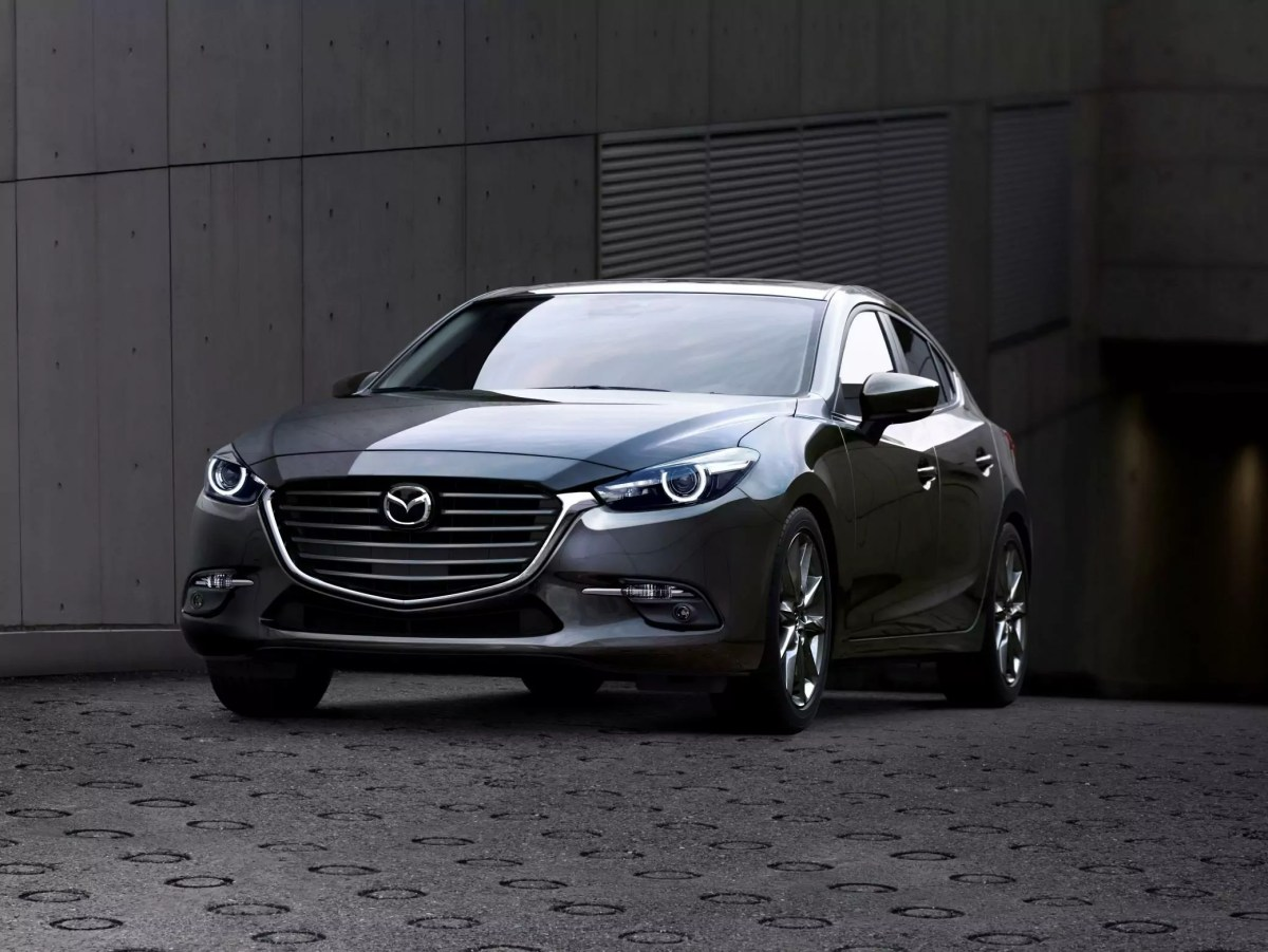 New 2017 Mazda 3 Upgrade Announced