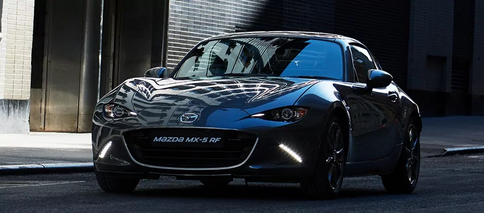 Mazda MX-5 RF Specs and Pricing Announced