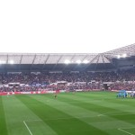 Jetzt geht's los: Swansea - Tottenham
