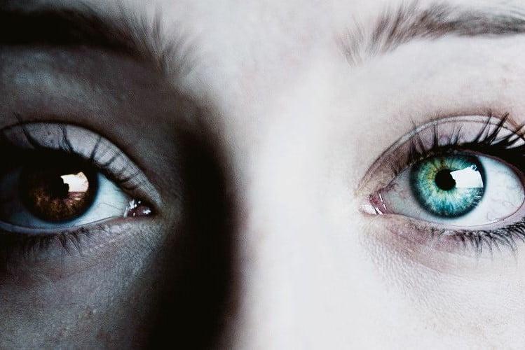 hetero eyes