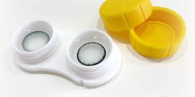 Disposable Prescription Colored Contacts