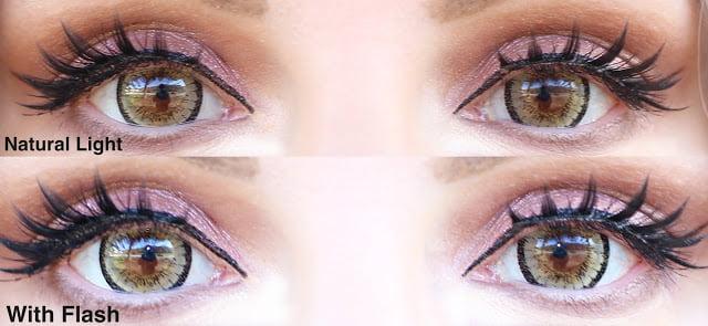 kirei eyes