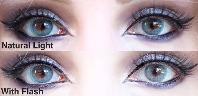 Western Eyes Nada Blue