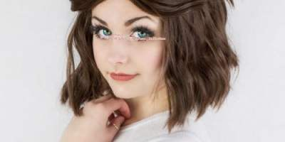 Cat Eyes EOS contact lenses