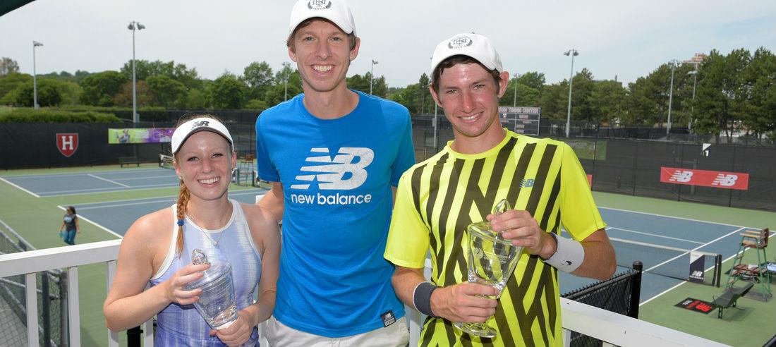 New Balance Restores Fun to High-School Tennis