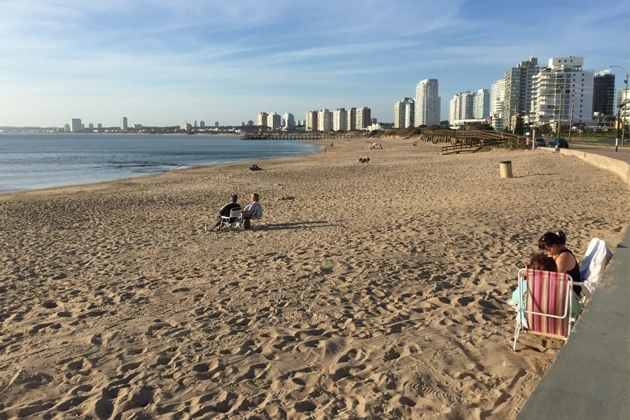 Program Highlight  Study Abroad in Montevideo  Uruguay   USAC Embark on a study abroad journey to the Rio de la Plata in South America  and live in the capital of Uruguay  Montevideo  Living in Montevideo   you ll